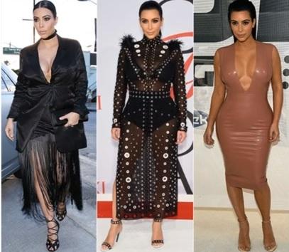 celebridades e influenciadoras que possuem o Estilo Sexy ou Glamouroso