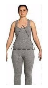 Descubra quais os decotes e acessórios para o tipo de corpo pêra ou triangular Acessórios para o tipo de corpo pêra ou triangular
