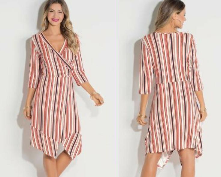 vestidos transpassados (1