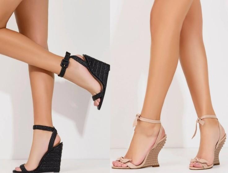 AnaBela preta e creme_usa shoes