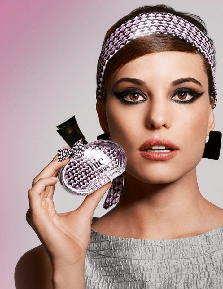 mulher exuberante perfumes