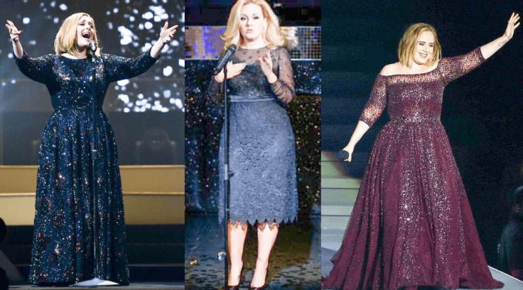 O que é corpo oval. A Cantora Adele é a celebridade que tem o corpo oval
