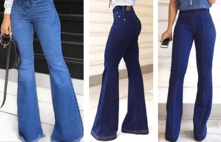 Qual o comprimento ideal para a calça flare
